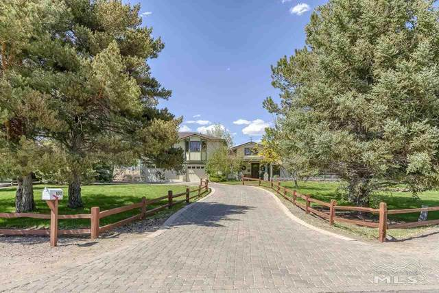 6005 Pebble Beach Dr., Reno, NV 89502 (MLS #210006569) :: Vaulet Group Real Estate