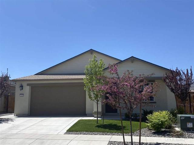 7381 Overture Drive, Reno, NV 89506 (MLS #210006571) :: Theresa Nelson Real Estate