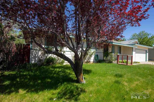 1963 Molly Dr, Carson City, NV 89706 (MLS #210006575) :: Vaulet Group Real Estate