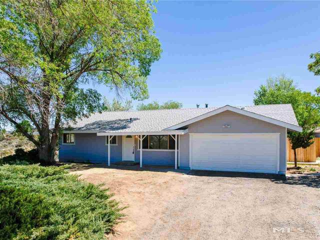 3515 Green Acre, Carson City, NV 89705 (MLS #210006576) :: NVGemme Real Estate
