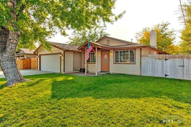 2320 Silver Sage, Carson City, NV 89701 (MLS #210006582) :: Vaulet Group Real Estate