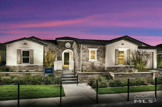 9513 Copper Sky Dr Homesite 4, Reno, NV 89521 (MLS #210006589) :: Craig Team Realty