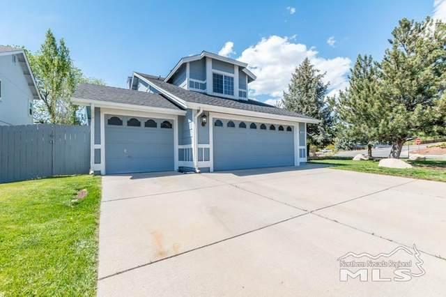 1585 Rainbow Ridge Road, Reno, NV 89523 (MLS #210006594) :: Theresa Nelson Real Estate
