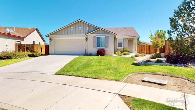 9196 Raytheon, Reno, NV 89506 (MLS #210006605) :: NVGemme Real Estate