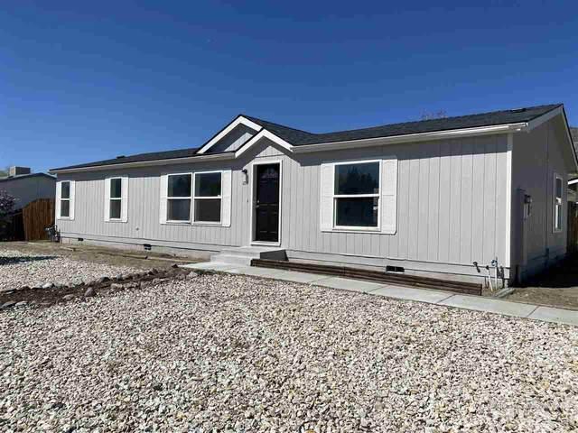 170 Rose Peak Road, Dayton, NV 89403 (MLS #210006607) :: NVGemme Real Estate