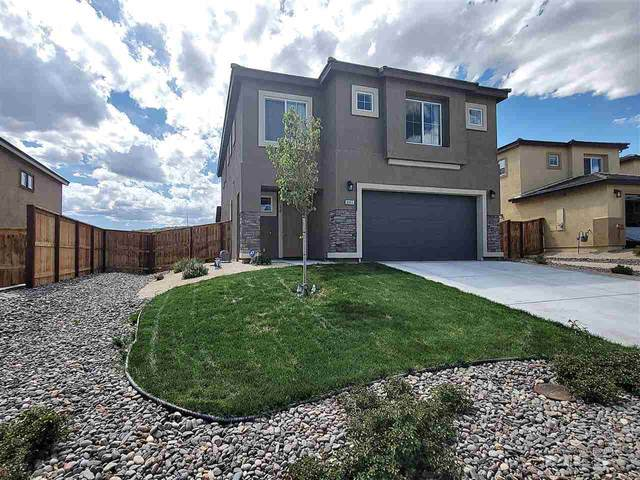 8055 Flint Springs Dr, Sun Valley, NV 89433 (MLS #210006612) :: NVGemme Real Estate