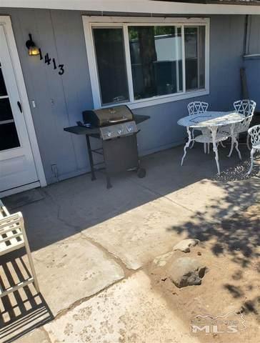 1413 E Long St, Carson City, NV 89706 (MLS #210006614) :: Theresa Nelson Real Estate