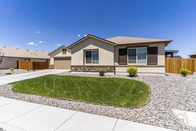 1127 Saffron Woods Wy, Sparks, NV 89441 (MLS #210006618) :: Vaulet Group Real Estate