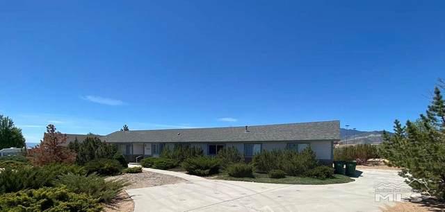 5294 S Edmonds Drive, Carson City, NV 89701 (MLS #210006621) :: Vaulet Group Real Estate