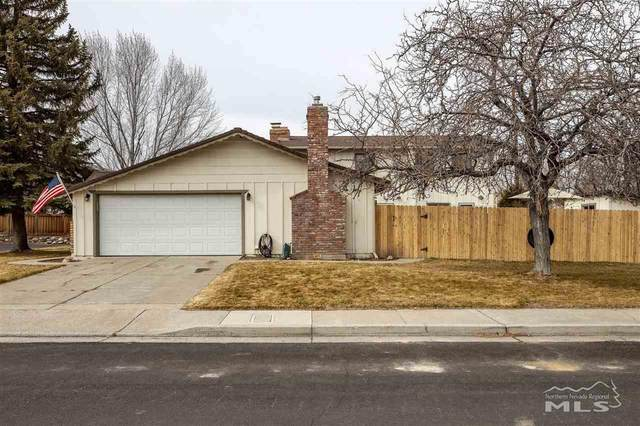 2401 Balsam Street, Reno, NV 89509 (MLS #210006627) :: Theresa Nelson Real Estate