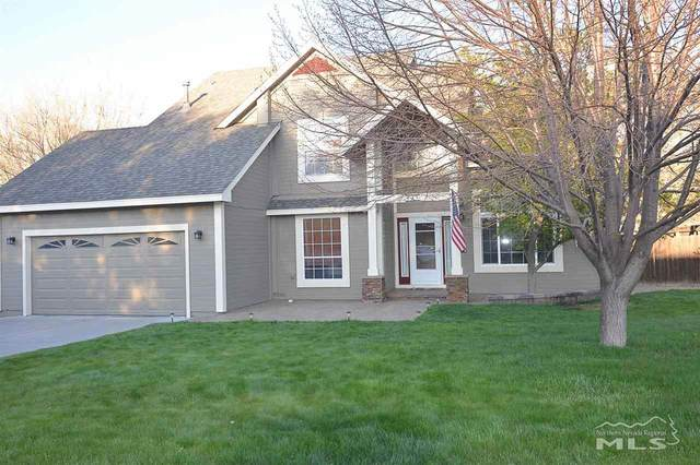 535 Cambridge Ct, Carson City, NV 89701 (MLS #210006630) :: Vaulet Group Real Estate