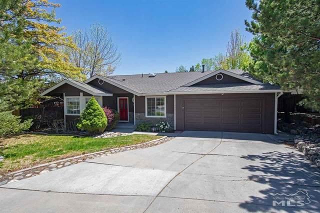 3881 Cashill Blvd, Reno, NV 89509 (MLS #210006647) :: Vaulet Group Real Estate
