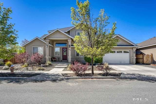 1338 Cedar Creek, Gardnerville, NV 89460 (MLS #210006649) :: NVGemme Real Estate