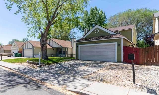 2265 Morninglory Dr, Sparks, NV 89434 (MLS #210006655) :: Vaulet Group Real Estate