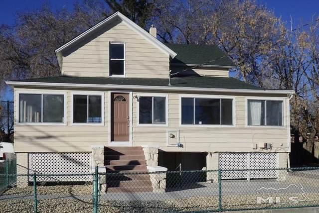 1003 10th Street, Sparks, NV 89431 (MLS #210006658) :: Vaulet Group Real Estate