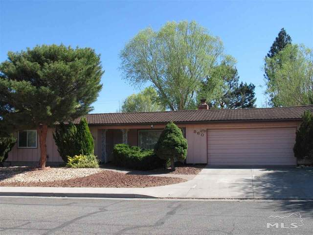 860 Cavanaugh, Reno, NV 89509 (MLS #210006665) :: Vaulet Group Real Estate