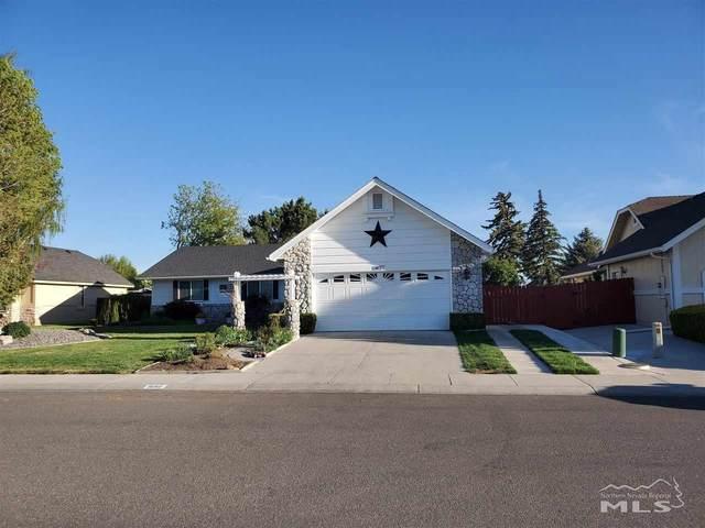 1692 Lantana Dr, Minden, NV 89423 (MLS #210006667) :: NVGemme Real Estate