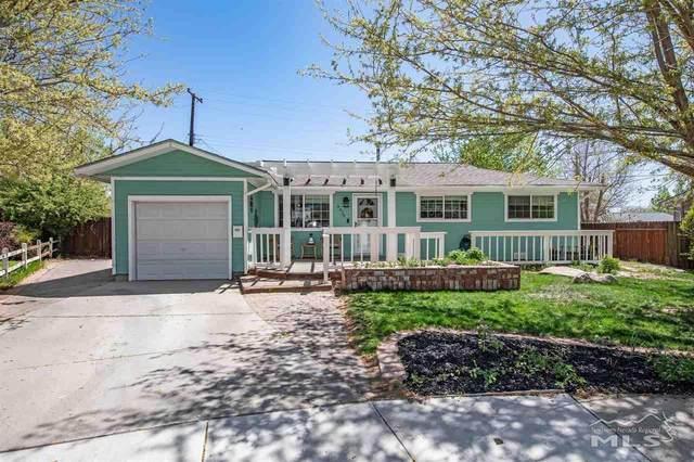 3370 Elaine Way, Sparks, NV 89431 (MLS #210006668) :: Vaulet Group Real Estate