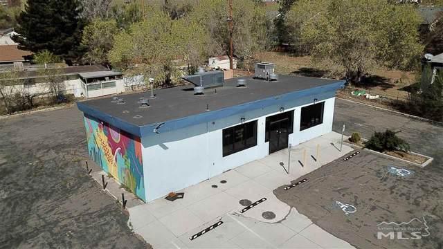 1771 Valley Rd, Reno, NV 89512 (MLS #210006670) :: Chase International Real Estate