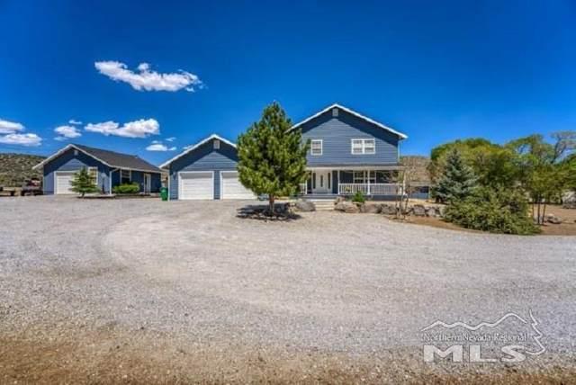 7540 Rocky Point Trl, Reno, NV 89506 (MLS #210006673) :: NVGemme Real Estate