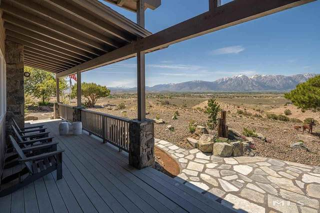 1386 Hawkins Peak, Gardnerville, NV 89410 (MLS #210006676) :: Vaulet Group Real Estate