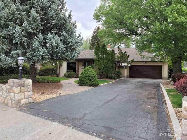 2254 Sunrise Drive, Reno, NV 89509 (MLS #210006680) :: Vaulet Group Real Estate