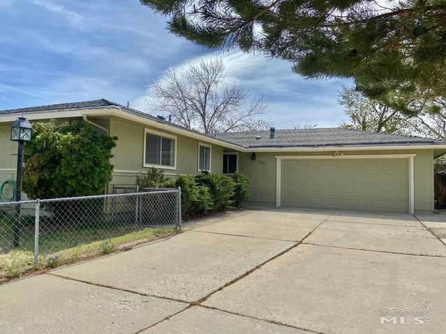 2816 Gillis Way, Carson City, NV 89701 (MLS #210006685) :: Vaulet Group Real Estate