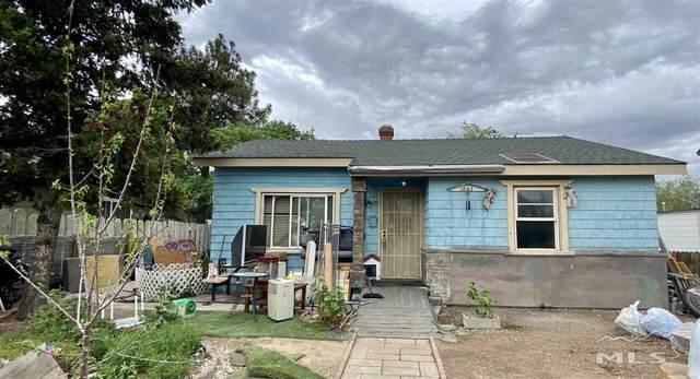 1836 C St, Sparks, NV 89431 (MLS #210006687) :: Vaulet Group Real Estate