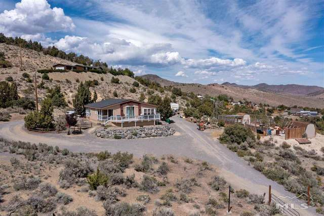 242 Linehan Road, Moundhouse, NV 89706 (MLS #210006701) :: NVGemme Real Estate