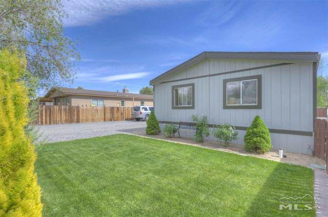 2408 Bunch, Carson City, NV 89706 (MLS #210006705) :: NVGemme Real Estate