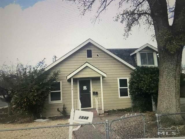 1848 F St, Sparks, NV 89431 (MLS #210006707) :: Vaulet Group Real Estate