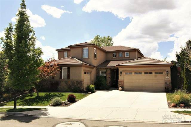 2425 Peavine Valley Rd, Reno, NV 89523 (MLS #210006711) :: Theresa Nelson Real Estate