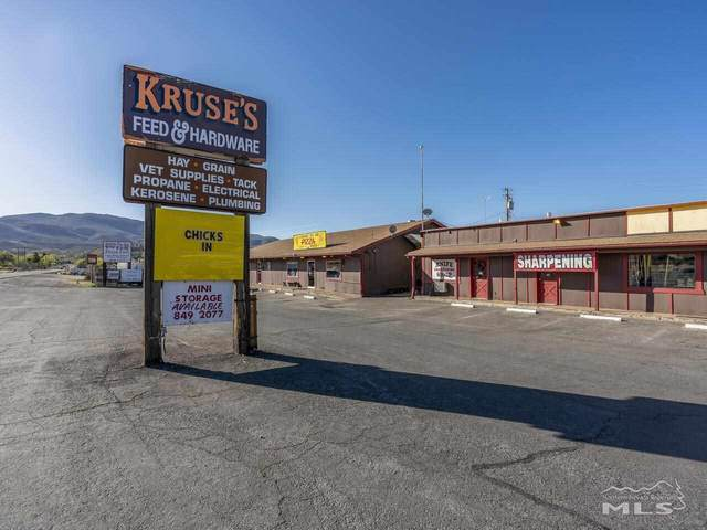 3235 Eastlake Blvd, Washoe Valley, NV 89704 (MLS #210006720) :: Theresa Nelson Real Estate
