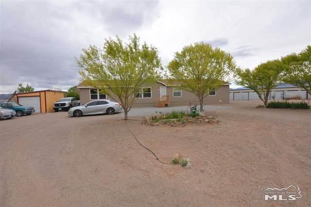 6075 Terri Lane Ct, Stagecoach, NV 89429 (MLS #210006724) :: Theresa Nelson Real Estate