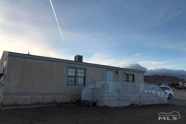 9 Highgrade Road, Yerington, NV 89447 (MLS #210006731) :: Craig Team Realty