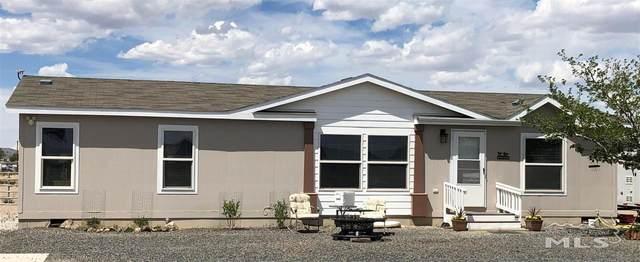 1370 W Cougar St, Silver Springs, NV 89429 (MLS #210006746) :: Vaulet Group Real Estate