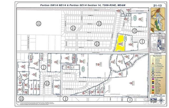 780 Hwy 95A, Fernley, NV 89408 (MLS #210006777) :: Vaulet Group Real Estate