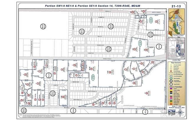 475 Hwy 95A, Fernley, NV 89408 (MLS #210006778) :: Vaulet Group Real Estate
