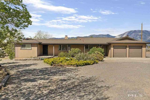 4030 Woodcock Way, Washoe Valley, NV 89704 (MLS #210006788) :: Craig Team Realty