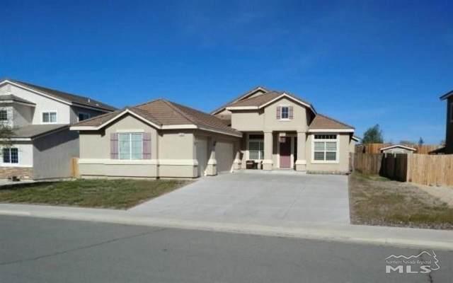 1405 Wind River Road, Fernley, NV 89408 (MLS #210006796) :: Craig Team Realty