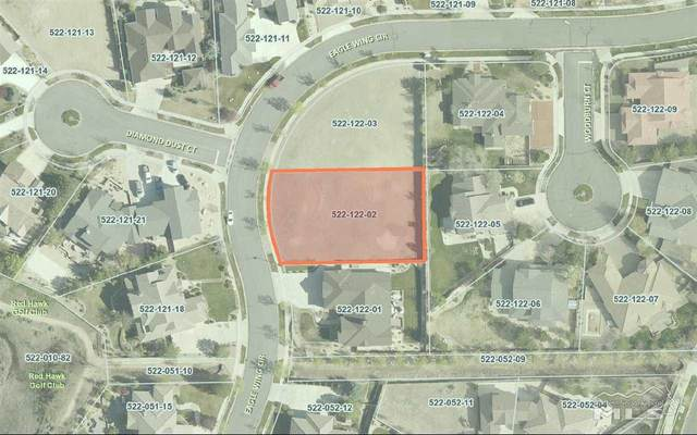 6812 Eagle Wing Cir, Sparks, NV 89436 (MLS #210006834) :: Chase International Real Estate