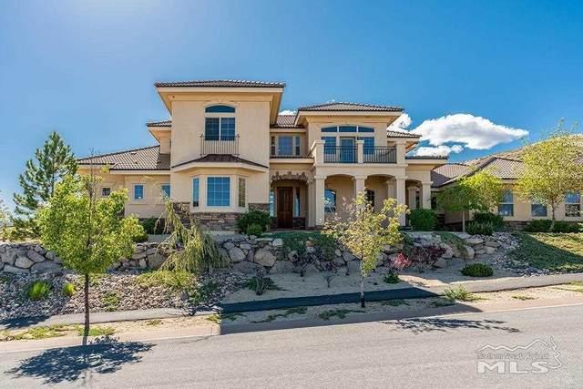 2565 Painted River Trail, Reno, NV 89523 (MLS #210006844) :: Chase International Real Estate