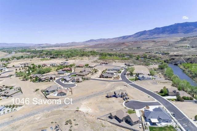 1046 Savona, Dayton, NV 89403 (MLS #210006856) :: Colley Goode Group- CG Realty