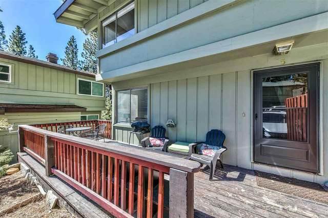 806 Oriole Way #5, Incline Village, NV 89451 (MLS #210006864) :: Chase International Real Estate