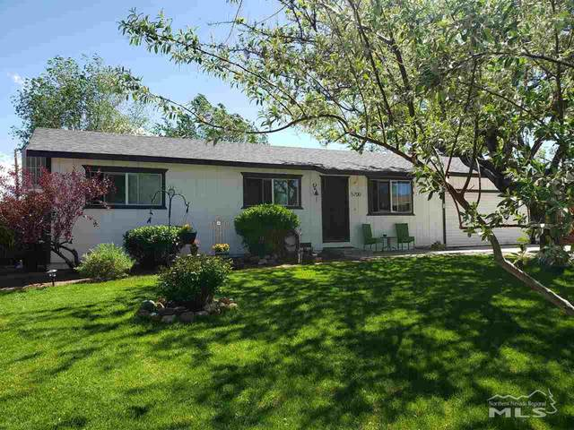 5700 Dolores Drive, Sparks, NV 89441 (MLS #210006883) :: Theresa Nelson Real Estate