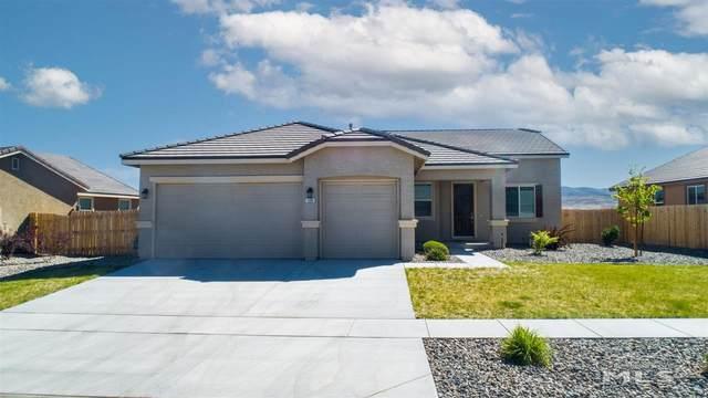 124 Keetly, Dayton, NV 89403 (MLS #210006901) :: Chase International Real Estate
