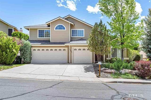 6284 Sunrise Meadows Loop, Reno, NV 89519 (MLS #210006940) :: NVGemme Real Estate