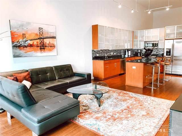 255 N Sierra Street #308, Reno, NV 89501 (MLS #210006948) :: Chase International Real Estate
