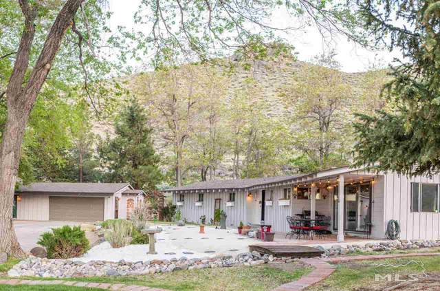 2950 Kings Canyon Rd, Carson City, NV 89703 (MLS #210006955) :: The Mike Wood Team