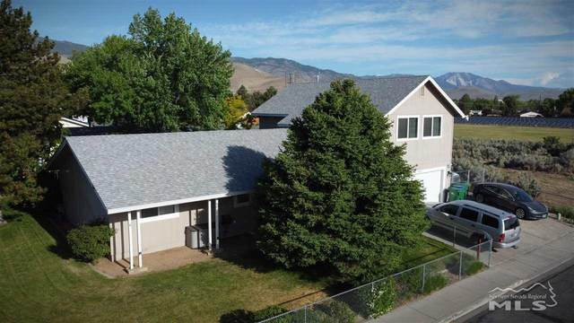2900 Cortez Street, Carson City, NV 89701 (MLS #210006963) :: The Mike Wood Team
